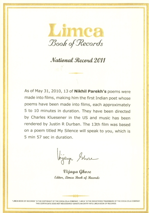 8thnationalrecordforpoetry